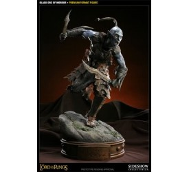 Black Orc of Mordor Premium Format Figure